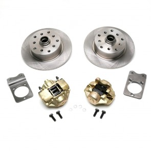 Disc Brake Kit Front Ball Joint  - Stock (No Spindles) - 5 x 130 / 5 x 112 Bolt Pattern