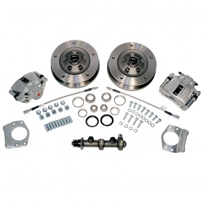 Disc Brake Kit Front - T-2 Bus 5 x 205 Bolt Pattern
