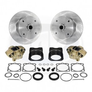 Disc Brake Kit - Rear; 4x130; Non E-Brake