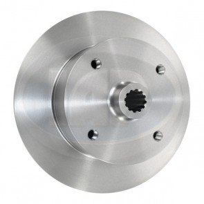 Brake Rotor - Rear; 4x130; Long Spline