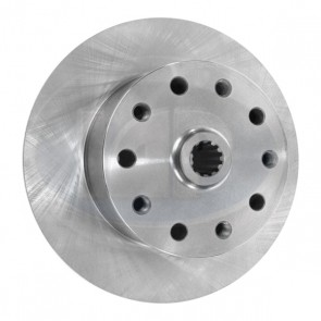 Brake Rotor - Rear; 5x130; Short Spline