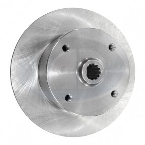 Brake Rotor - Rear; 4x130; Short Spline