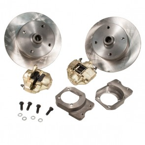 "Disc Brake Kit Rear - ""Long Spline Axle"" Non E-Brake - 4 x 130 Bolt Pattern"