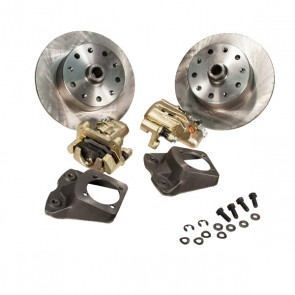 "Disc Brake Kit Rear - ""Long Spline Axle"" Non E-Brake - 5 x 130 / 5 x 112 Bolt Patterns"