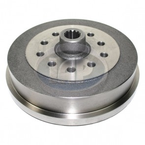 Brake Drum - Rear; 5 x 4.5 / 5 x 4.75 Bolt Pattern