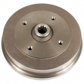 Brake Drum - Rear; 4 x 130 Pattern