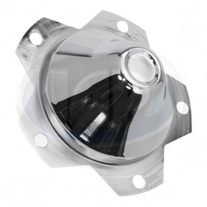 Wheel Cap - 5x205; Chrome