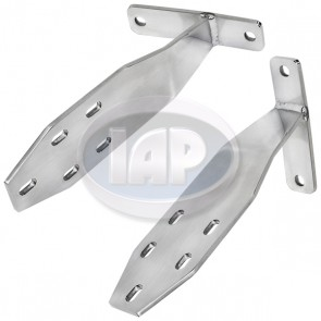 Billet Bumper Brakets Rear 68-73 (Pair)