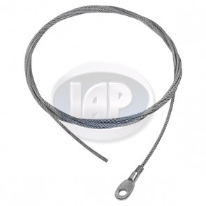 Heavy Duty Universal Accelerator Cable 2743mm - Display Pack