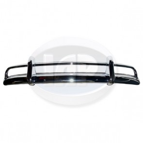 Bumper Assembly - Front; Show Chrome