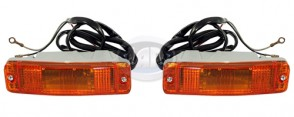 Yellow Turn Signal Assembly PAIR ( Display Pack )