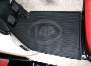 Kühltek Motorwerks All Weather Floor Liner Set