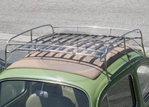 Roof Rack - Stainless Steel Frame / Slats