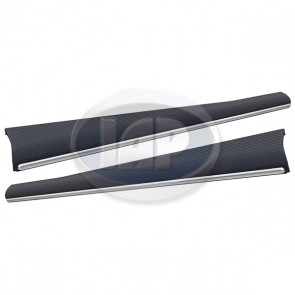 Running Board Pair - 18mm Molding; Made in Germany