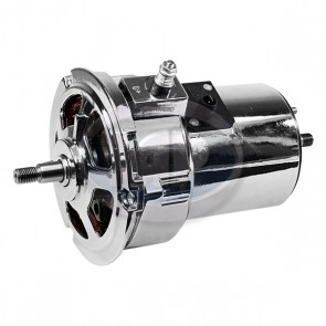 Alternator - Chrome; 60 Amp