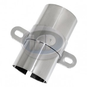 Coil Cover W/Bracket Stainless Steel ( Bulk Pack )