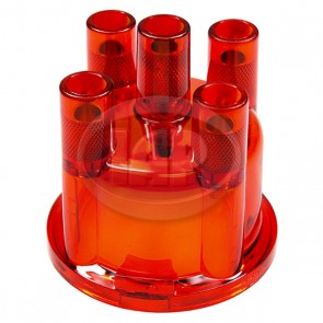 0941 Red Distributor Cap Replaces 03 010/1 235 522 056 ( Bulk Pack )