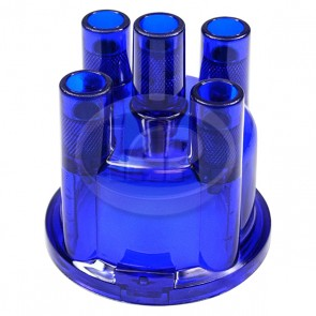 Blue Distributor Cap Replaces 03 010/1 235 522 056 ( Display Pack )