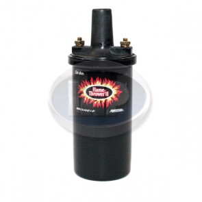 Pertronix Flamethrower II Black Coil - 45K Volts; Epoxy Filled