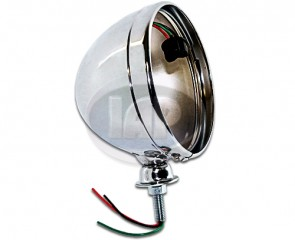 Chrome 7 In HeadLight Bucket