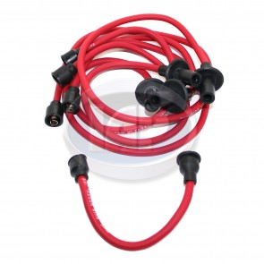 Ignition Wire Set - Red