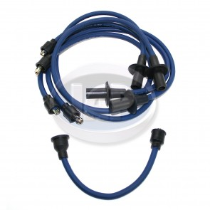 Ignition Wire Set - Blue