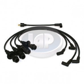 Pertronix Billet Distributor Ignition Wire Set - Black