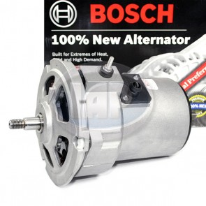 Bosch Alternator - 51 Amp; Black Box