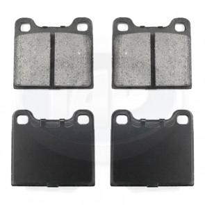 Brake Pad Set - Dual Pin