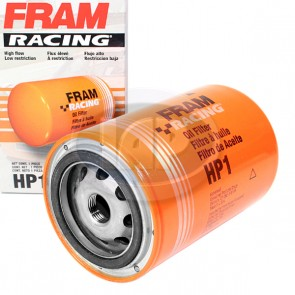Fram HP1 Oil Filter, HP Series, 3/4-16 in. Thread, 5.75 in. High