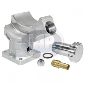 MST Billet Alternator/Generator Stand - Aluminum Finish