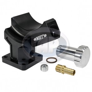 MST Billet Alternator/Generator Stand - Anodized Black