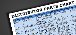 Distributor Parts Chart