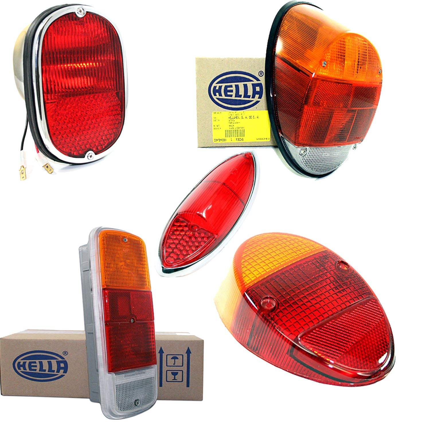 Taillights & Accessories