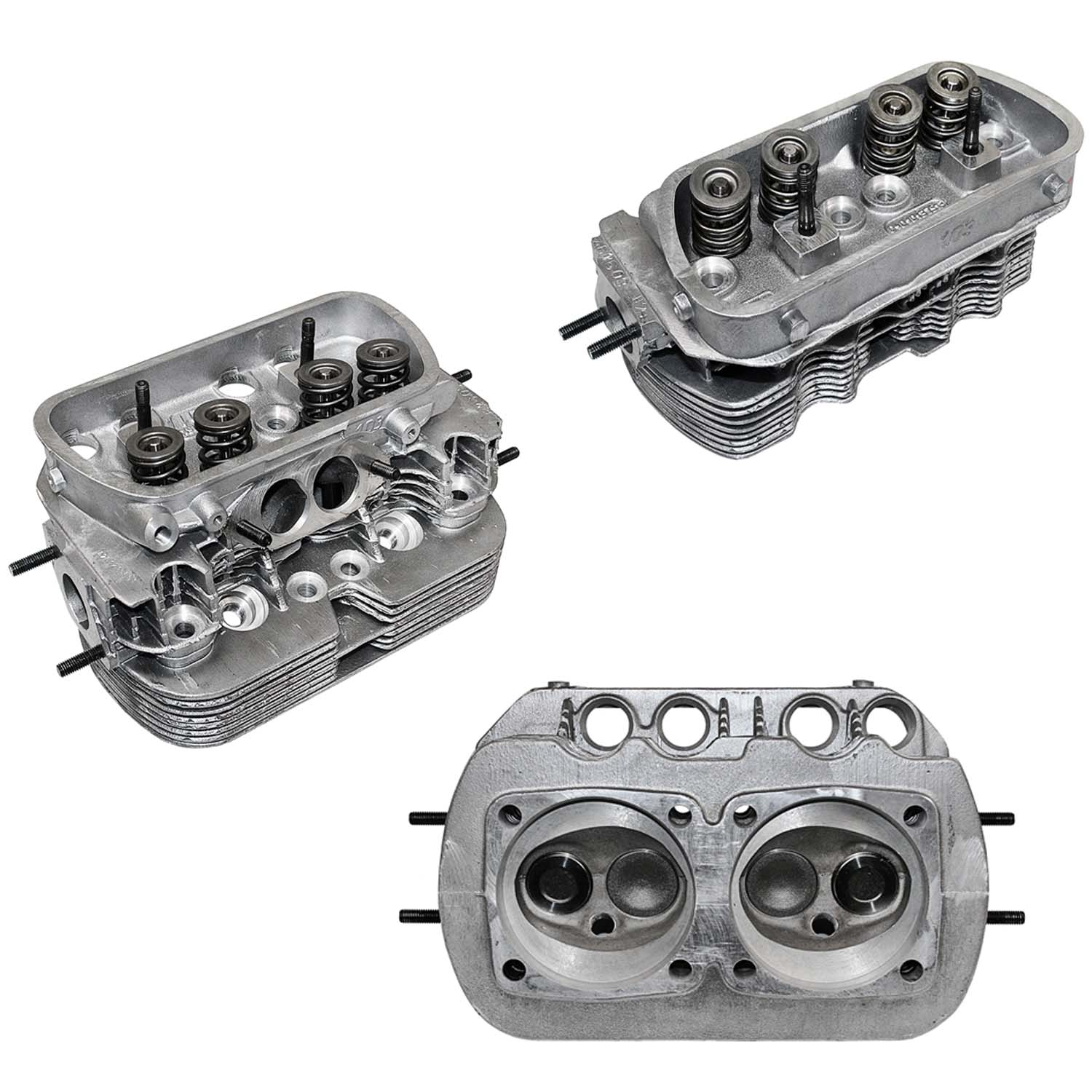 Cylinder Heads - Stock